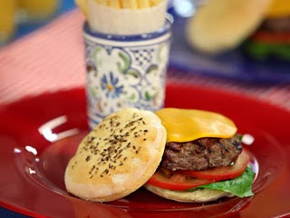 Pan para hamburguesas sin gluten